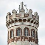 Torre di alta costruzione, Budapest, Ungheria Fotografia Stock