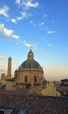 Torre di Asinelli - Bologna Immagini Stock