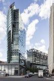 Torre di Bahnhof Potsdamer Platz Fotografie Stock Libere da Diritti