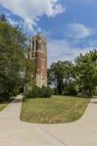 Torre di Beaumont all'università dello stato del Michigan Fotografia Stock