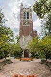 Torre di Beaumont all'università dello stato del Michigan Immagine Stock