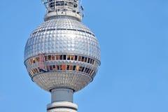 Torre di Berlino TV Fotografie Stock
