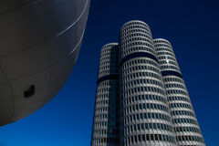 Torre di BMW Immagine Stock Libera da Diritti