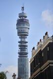 Torre di BT Fotografie Stock Libere da Diritti