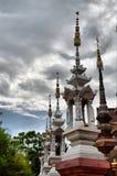 Torre di buddismo Fotografie Stock