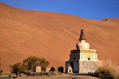 Torre di buddismo Fotografie Stock Libere da Diritti
