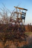 Torre di caccia Fotografie Stock