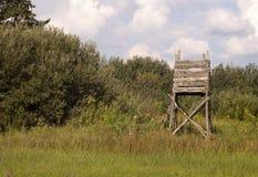 Torre di caccia immagini stock