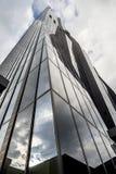 Torre di CC di Vienna - architettura contemporanea Immagini Stock Libere da Diritti