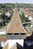 Torre di chiesa Fotografia Stock Libera da Diritti