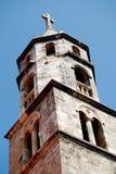 Torre di chiesa antica immagine stock libera da diritti