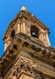 Torre di chiesa della st Publius Fotografia Stock Libera da Diritti