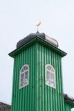 Torre di chiesa tartara Fotografia Stock Libera da Diritti