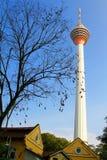 Torre di chilolitro Immagini Stock