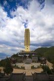 Torre di ChongShen in DaLi Immagini Stock
