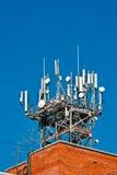 Torre di Communikation Fotografie Stock Libere da Diritti