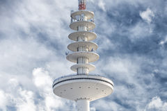Torre di comunicazione di Amburgo Immagine Stock