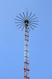 Torre di comunicazioni Immagini Stock Libere da Diritti