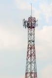 Torre di comunicazioni Immagine Stock Libera da Diritti