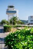 Torre di controllo Fotografie Stock Libere da Diritti