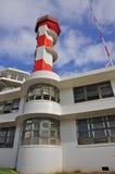 Torre di controllo dell'aerodromo, Pearl Harbor Immagini Stock