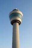 Torre di controllo dell'aeroporto. Fotografie Stock