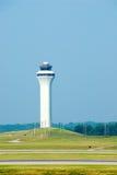 Torre di controllo dell'aeroporto fotografia stock libera da diritti