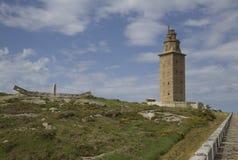 Torre di Ercole Immagini Stock