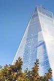 Torre di Freeedom all'un World Trade Center a New York Immagine Stock
