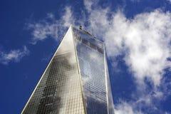 Torre di Freeedom all'un World Trade Center a New York Fotografie Stock