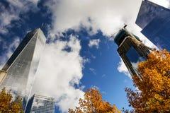 Torre di Freeedom all'un World Trade Center a New York Fotografia Stock Libera da Diritti