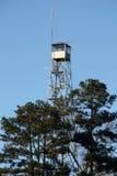 Torre di fuoco Fotografia Stock