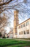 Torre di fuoco fotografie stock
