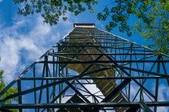Torre di fuoco, parco di stato di kathio delle bacche del mille Fotografia Stock Libera da Diritti