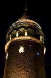 Torre di Galata Fotografia Stock