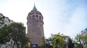 Torre di Galata immagini stock libere da diritti