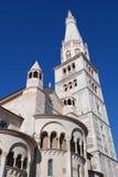 Torre di Ghirlandina, Modena Fotografia Stock