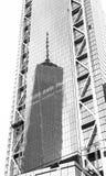 Torre di ground zero Fotografia Stock