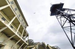 Torre di guardia di Alcatraz, San Francisco, California Fotografia Stock Libera da Diritti