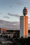 Torre di Henniger Fotografia Stock Libera da Diritti
