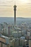 Torre di Hillbrow - Johannesburg, Sudafrica Fotografia Stock Libera da Diritti