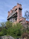 Torre di Hollywood di Disney del terrore agli studi di Hollywood di Disney immagini stock libere da diritti