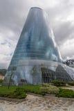Torre di Iberdrola a Bilbao Fotografia Stock Libera da Diritti