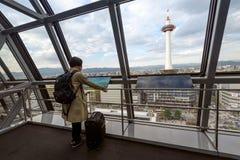 Torre di Kiyomizu Immagini Stock