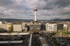 Torre di Kyoto Immagine Stock
