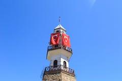 Torre di legno di Mudurnu Fotografia Stock Libera da Diritti