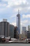 Torre di libertà in Manhattan più bassa Fotografie Stock