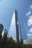Torre di libertà in Manhattan più bassa Immagini Stock Libere da Diritti