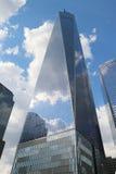 Torre di libertà in Manhattan più bassa Fotografie Stock Libere da Diritti