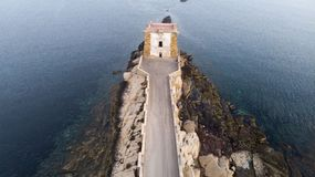Free Torre Di Ligny In Trapani Sicily Stock Images - 123776604
